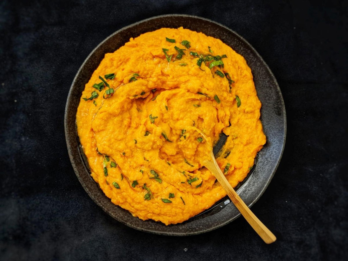 Photo of Homemade Sweet Potato Puree