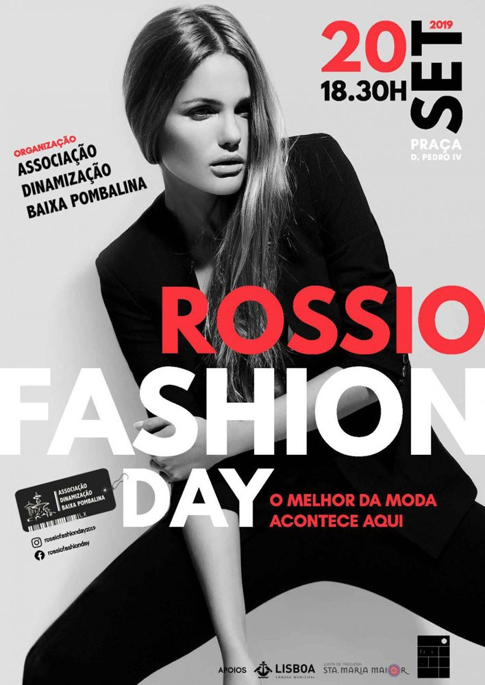 Photo of Rossio Fashion Day 2019 🗓 🗺
