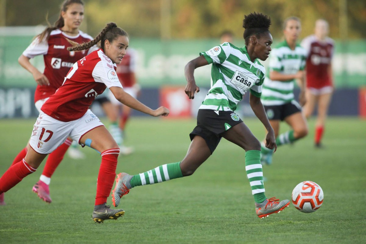 Photo of Sporting beats Braga in the 2019/20 League debut
