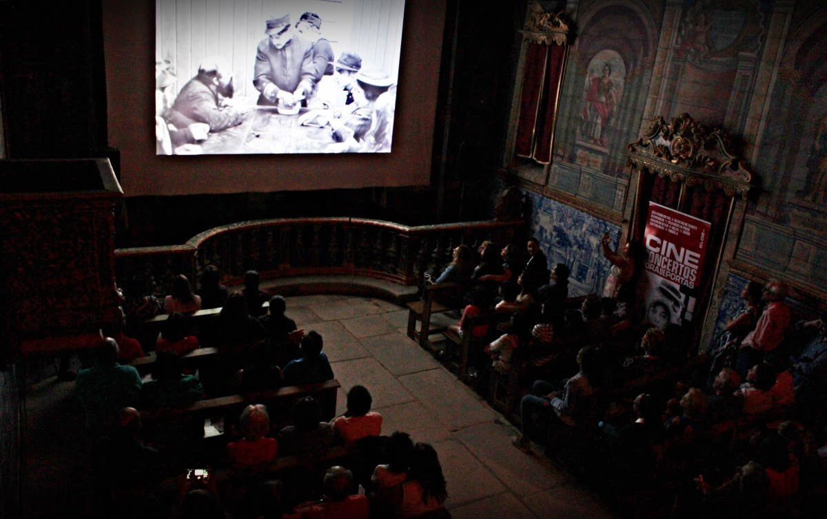 "Photo of ""The Navigator"" closes cine-concerts in Viseu Dão Lafões"