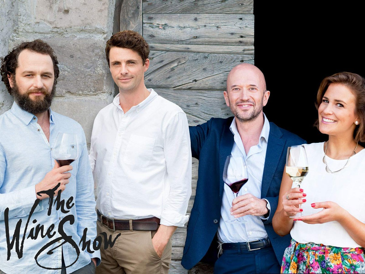 Photo of 'The Wine Show' films in the Douro and prepares Portuguese season premiere