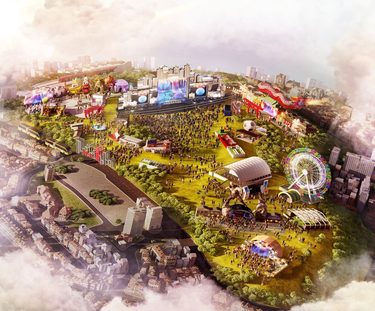 Photo of Rock in Rio 2020: New Spaces and New Content