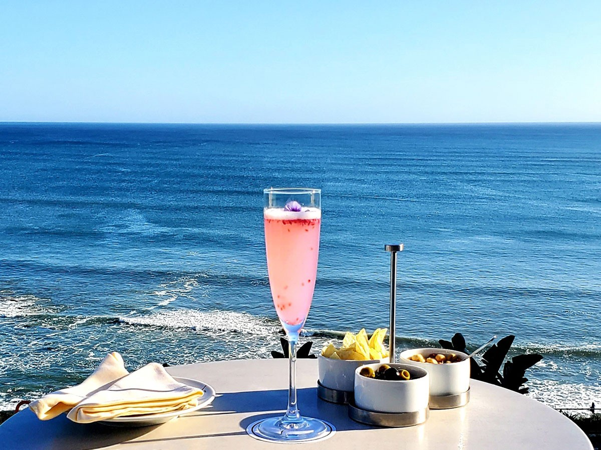 Photo of Hotel Cascais Miragem celebrates October with cocktail: Pink Sparkle