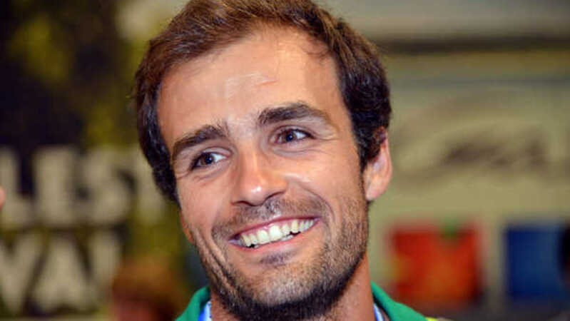 Photo of José Ramalho runner-up in the world of canoeing marathons