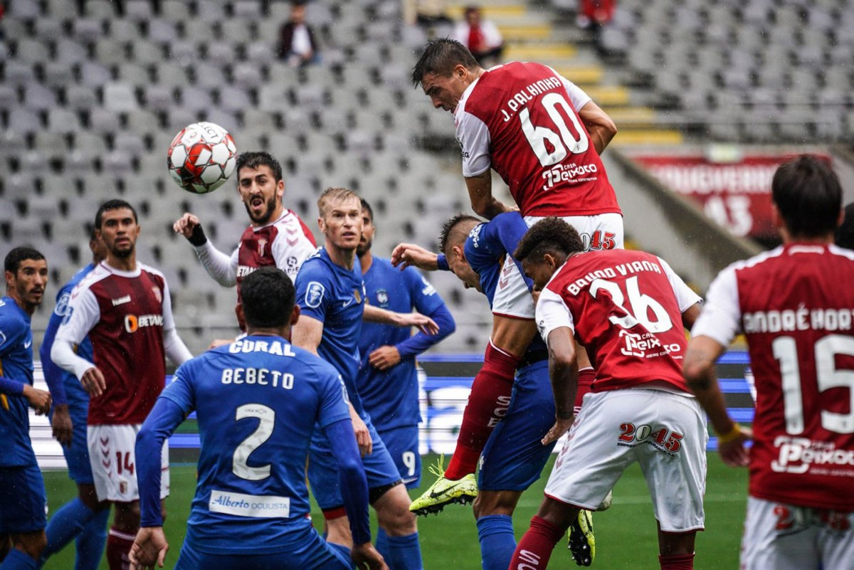 Photo of Braga with almost guaranteed place in the League Cup 'final-four'