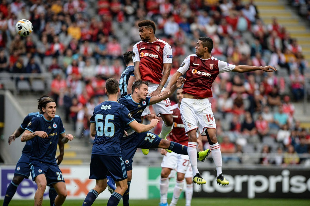 Photo of SC Braga draws against Slovan Bratislava in the Europa League