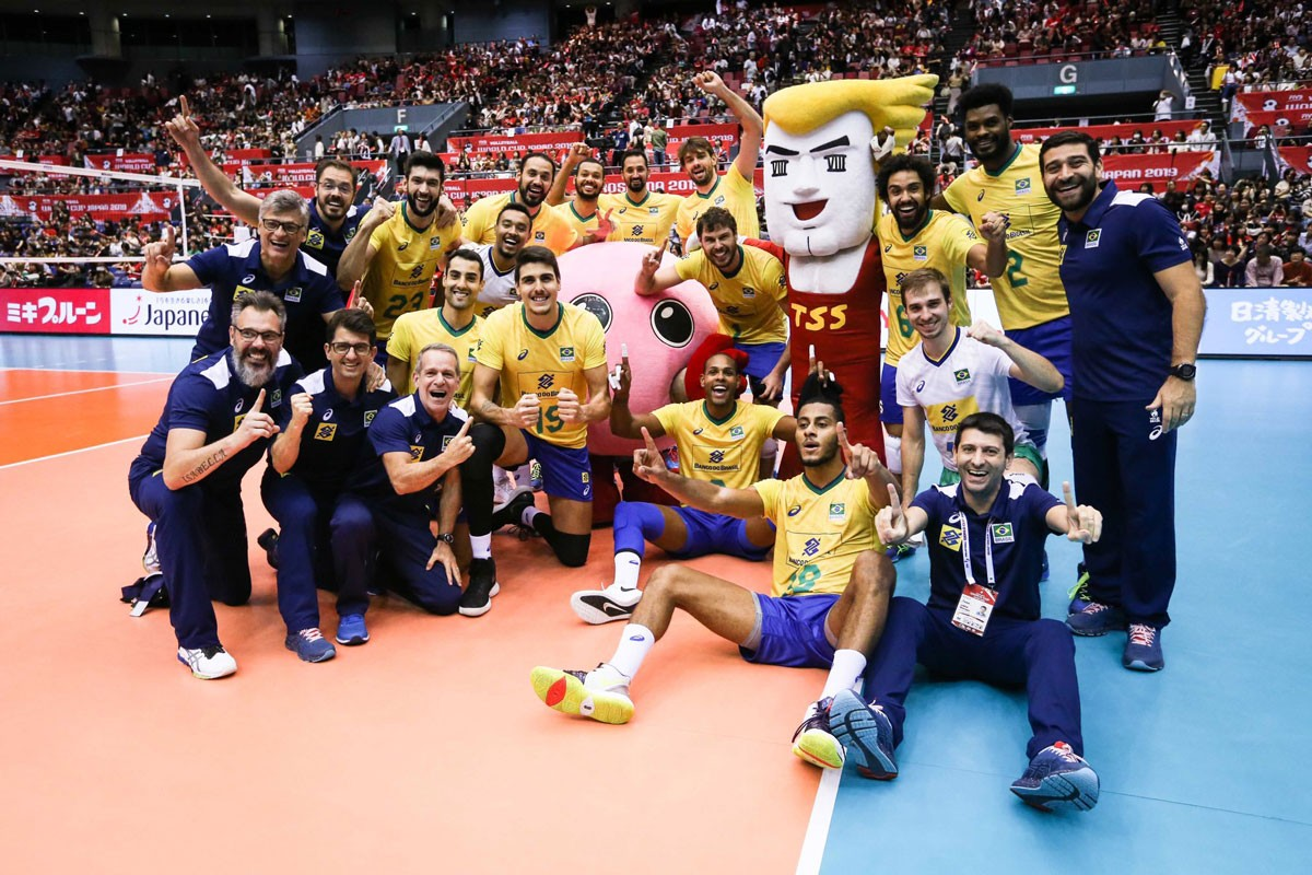 Photo of Brazil wins World Cup in volleyball