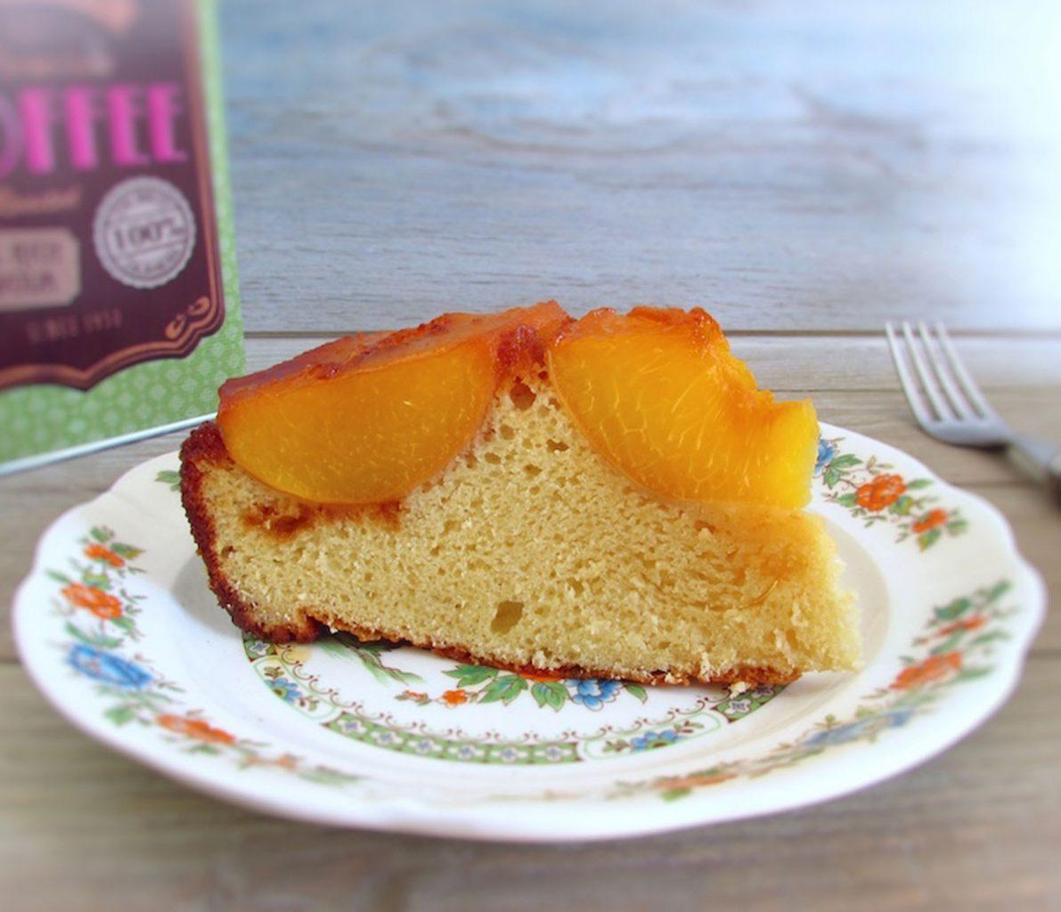 Photo of Caramelized Peach Cake