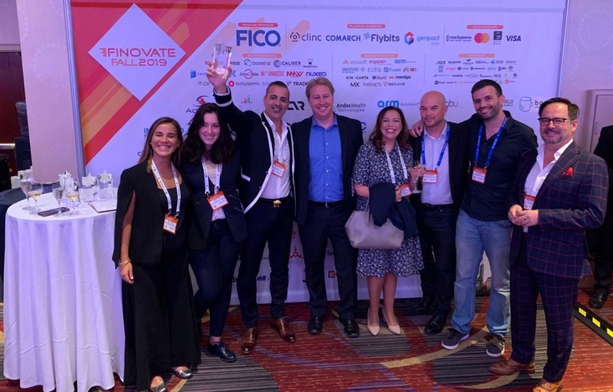 Photo of ebankIT Shines in New York and Brings to Portugal Two Awards Won at World's Largest Financial Technology Fair