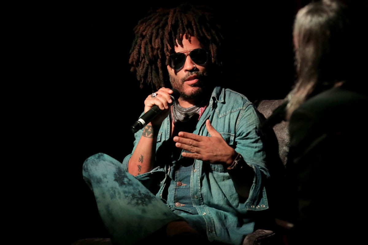 Photo of Lenny Kravitz performs in Portugal next year
