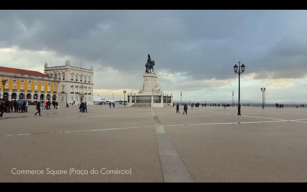 Photo of Lisbon – A Walking Travel Tour