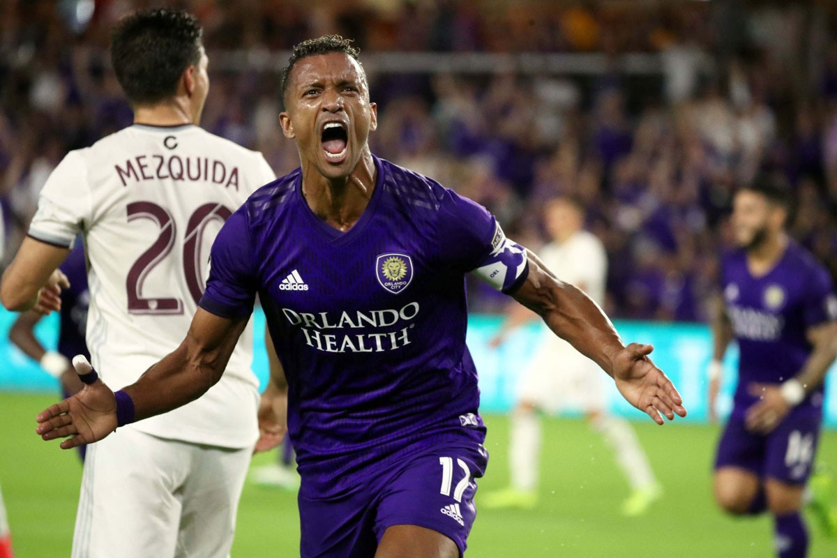 Photo of Nani scores and assists in MLS return