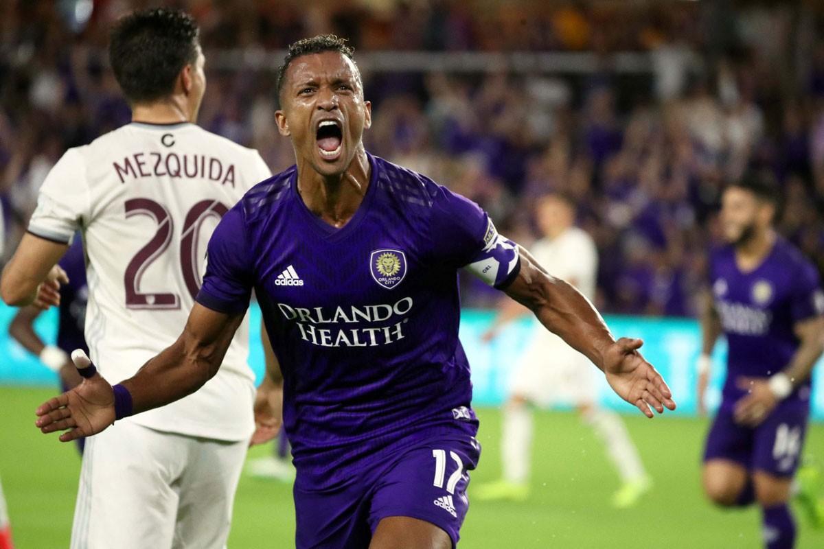 Photo of Nani has made history at Orlando City