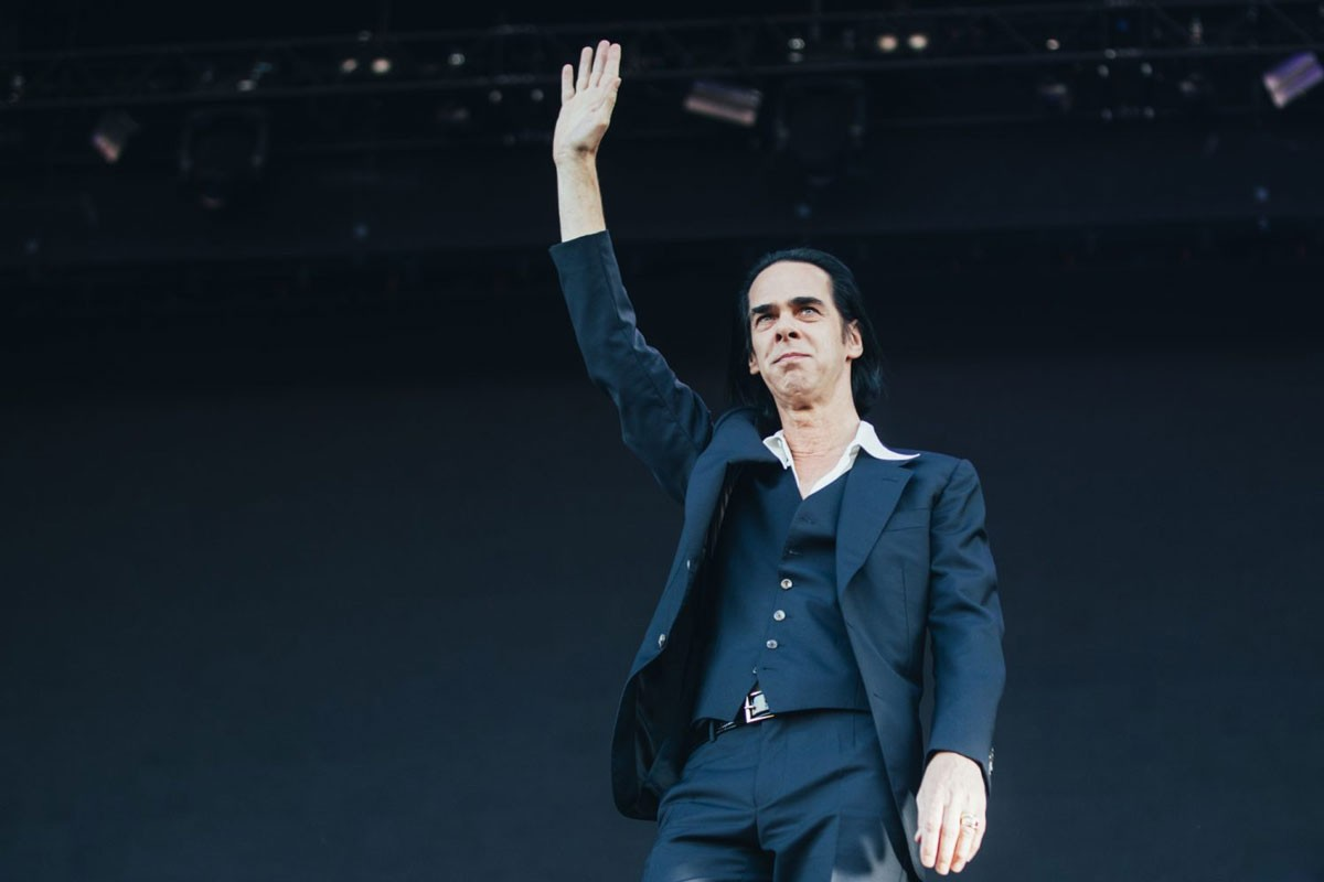 Photo of Nick Cave back to Portugal for two concerts