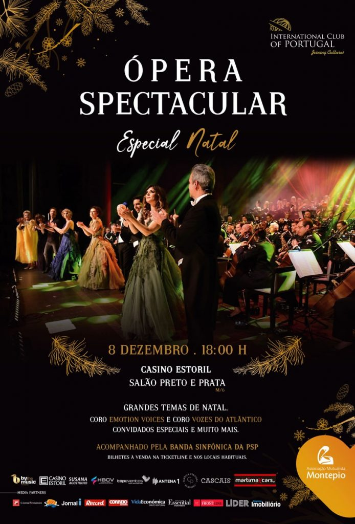 "Photo of By The Music cancels the shows ""Ópera Spectacular"""