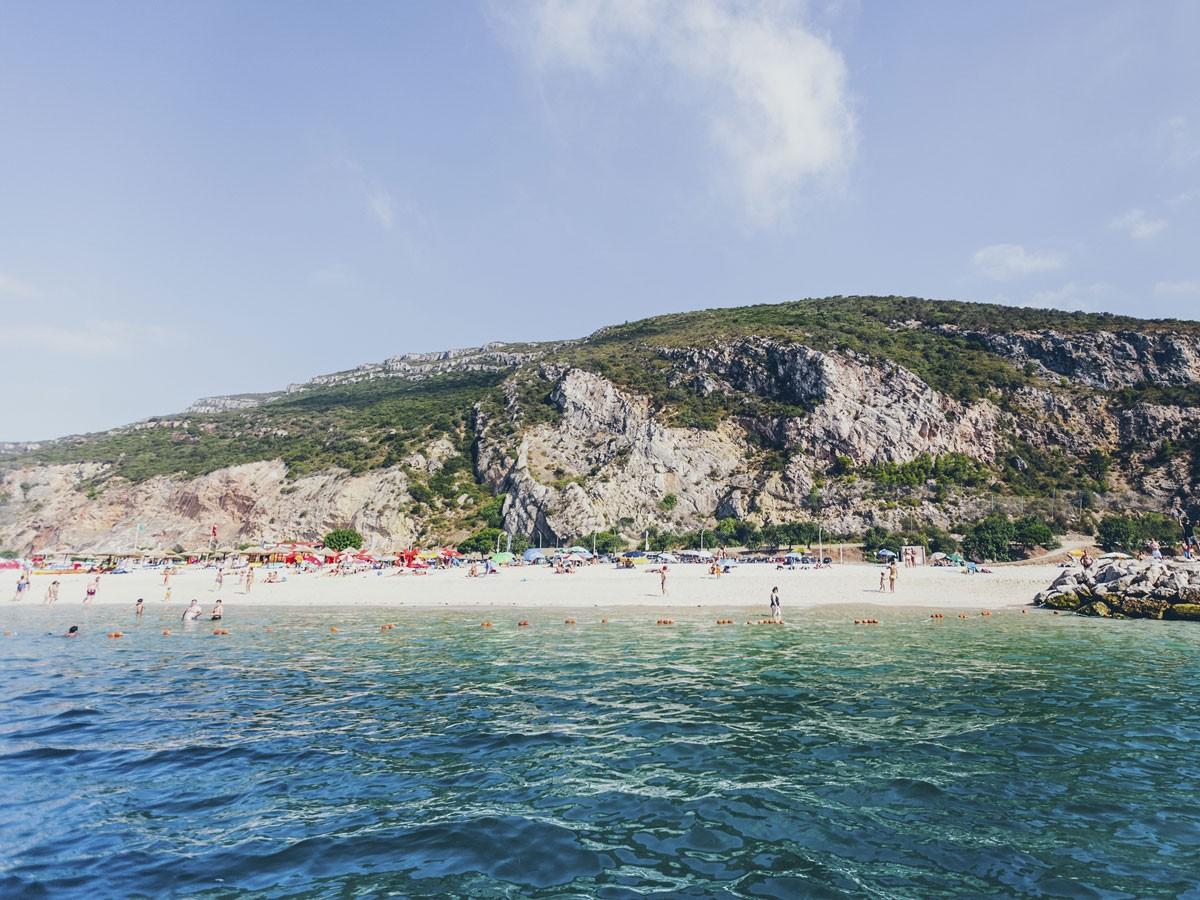 Photo of Praia da Figueirinha (Arrábida)