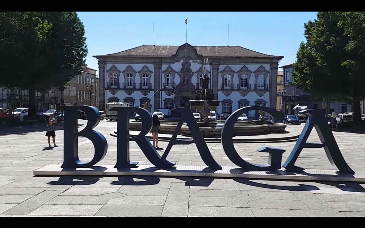 Photo of Portugal – Braga Video