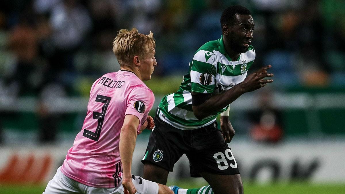 Photo of Sporting beats Rosenborg in alvalade