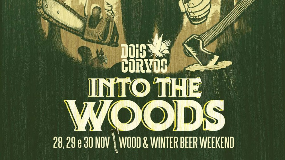 Photo of Into the Woods (Wood & Winter Beer Weekend)