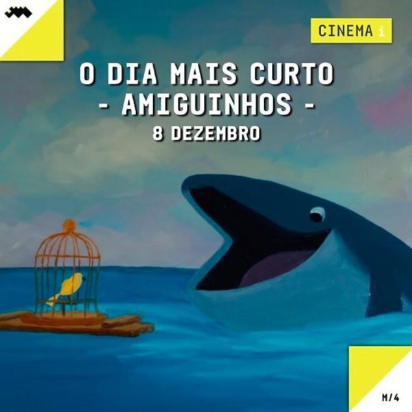 Photo of O Dia Mais Curto: Amiguinhos | Cinema | Malaposta