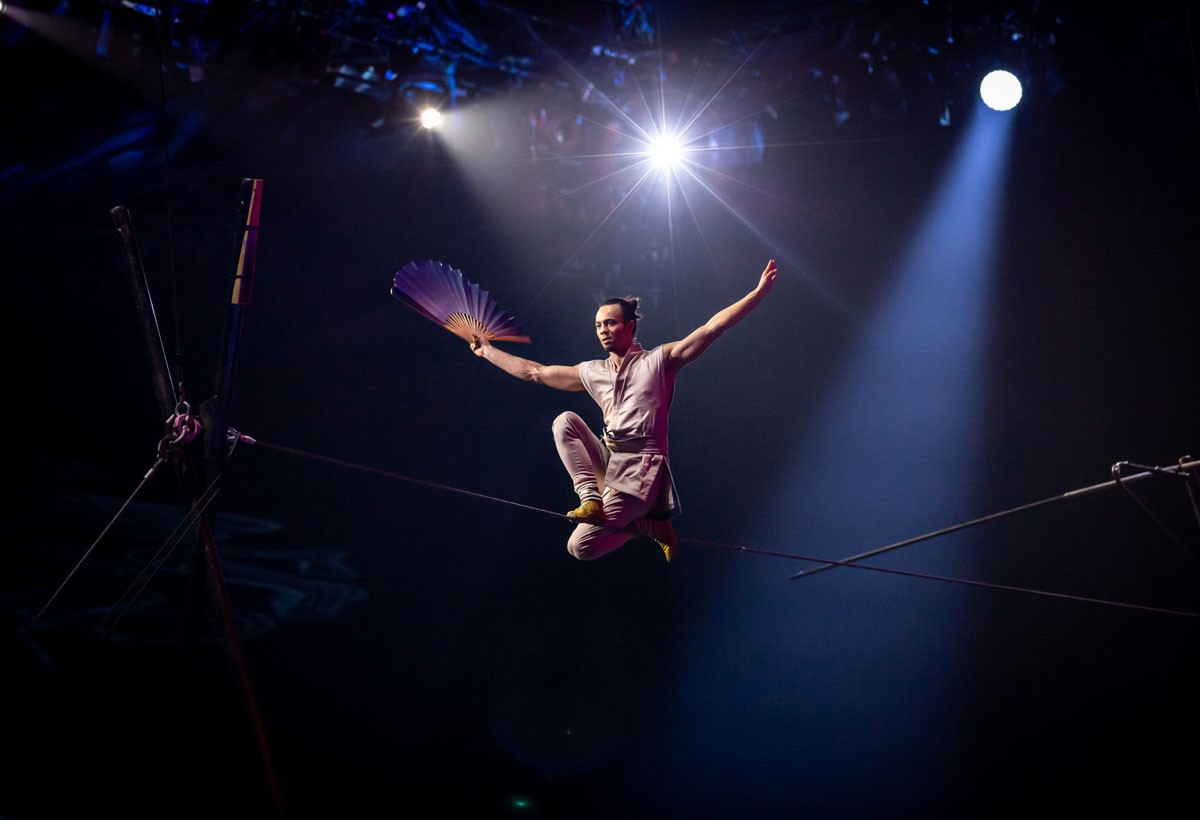 Photo of Porto Coliseum Circus with award-winning artists and absolute debut numbers