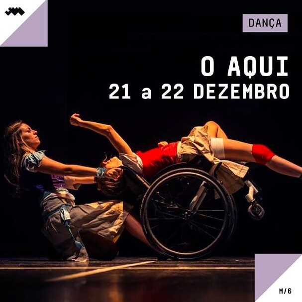 Photo of O AQUI | Dance | Malaposta 🗓 🗺