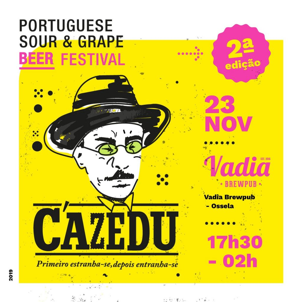Photo of Sour & Grape Beer rediscovers Portuguese-style millennial beer styles