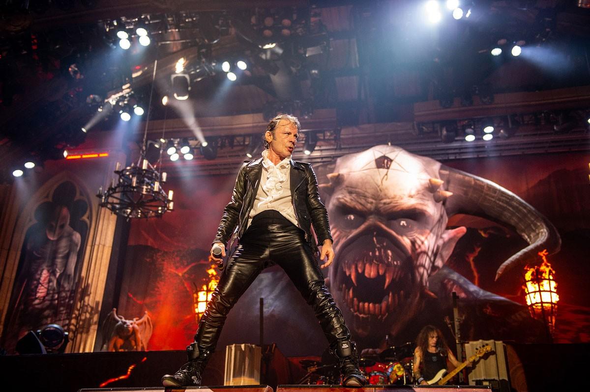 Photo of Iron Maiden concert in Lisbon postponed