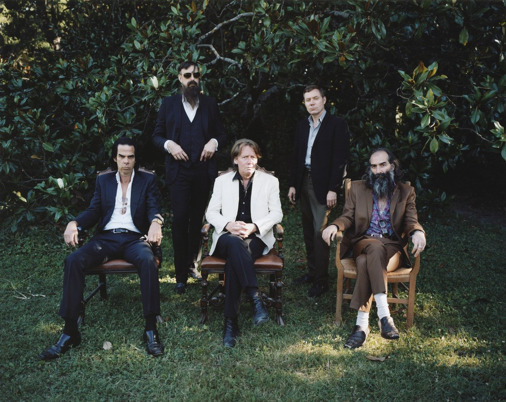 Photo of Nick Cave and The Bad Seeds announced a European tour and Portugal is part of the 19 chosen countries!