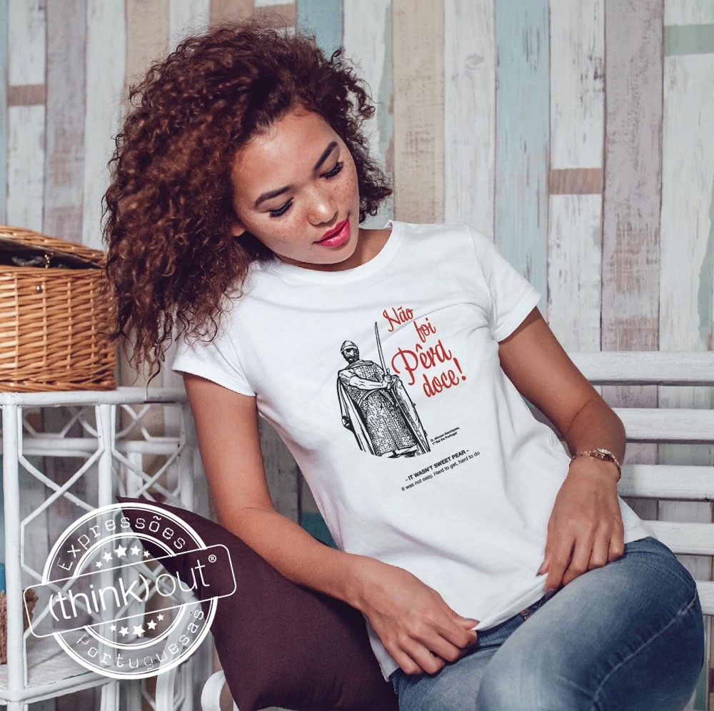 "Photo of ""Portuguese Expressions"" … born a collection of T-Shirts that extols the culture of Portugal!"