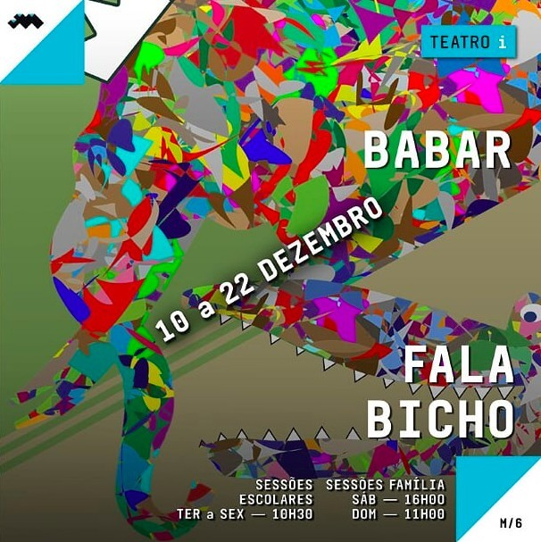 Photo of BABAR + FALA-BICHO | Theater | Malaposta