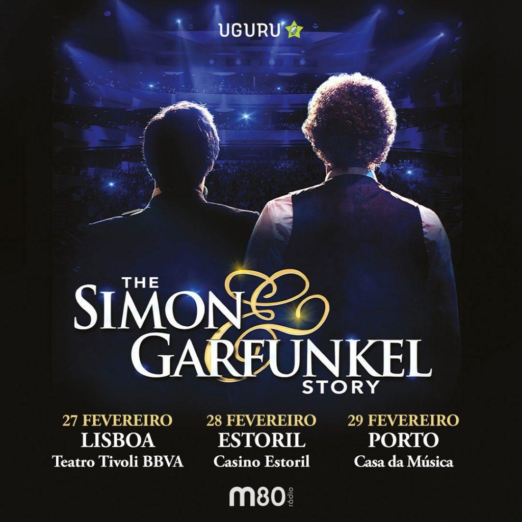 Photo of The Simon & Garfunkel Story returns to Portugal