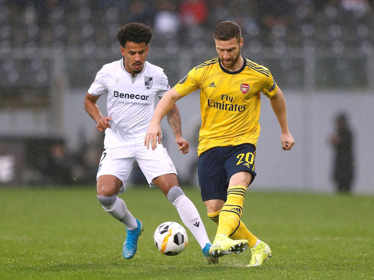 Photo of Europa League: Vitória SC ties with Arsenal