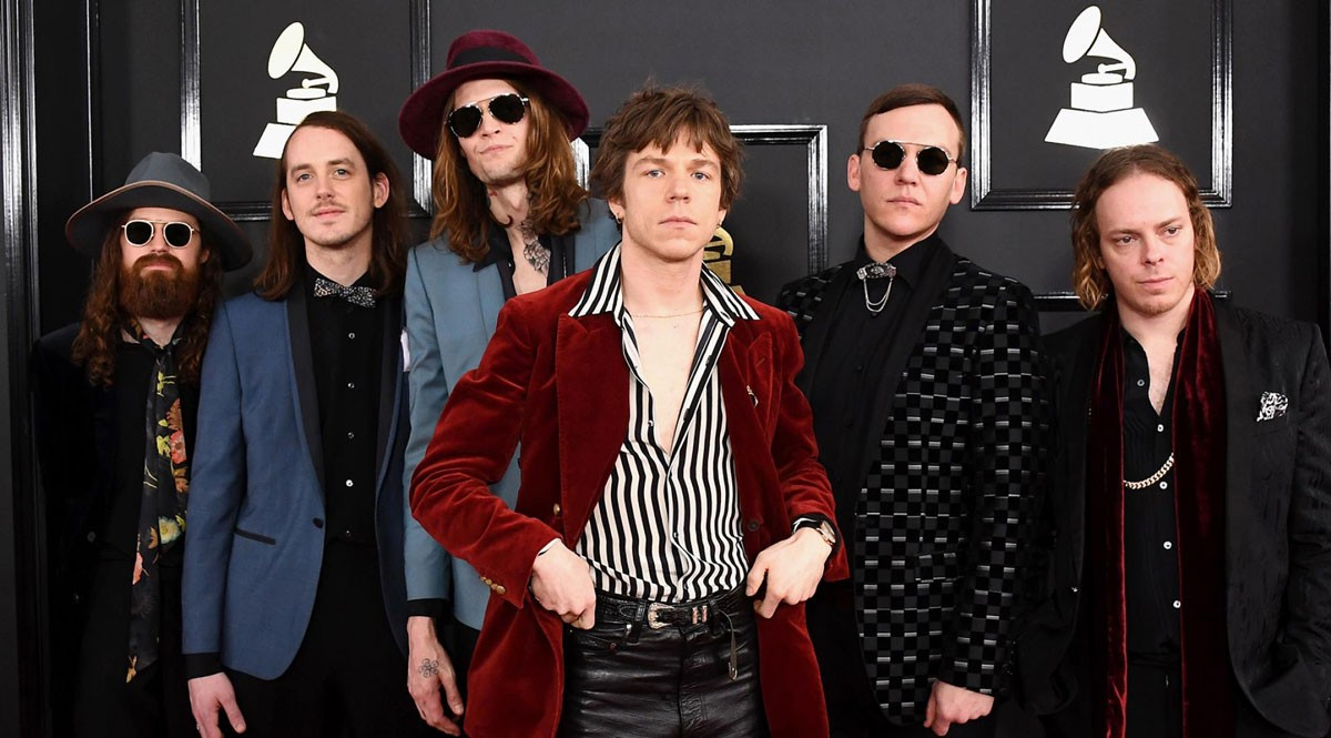 Photo of New band confirmed for NOS Alive: Cage The Elephant