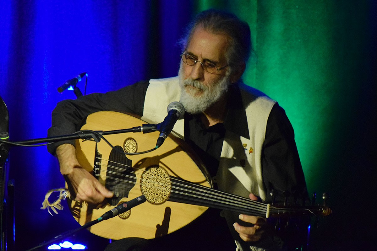 Photo of Arabic alaúde Concert by Eduardo Ramos at the Fado Museum