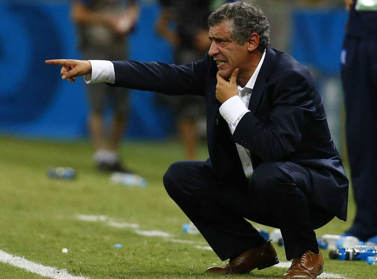 Photo of Fernando Santos named best coach of the world