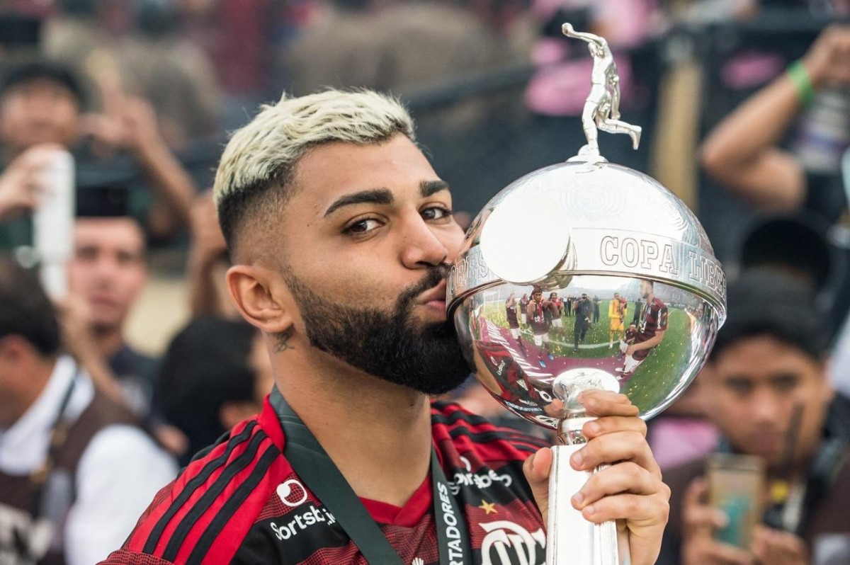 Photo of Flamengo wins the Libertadores Cup