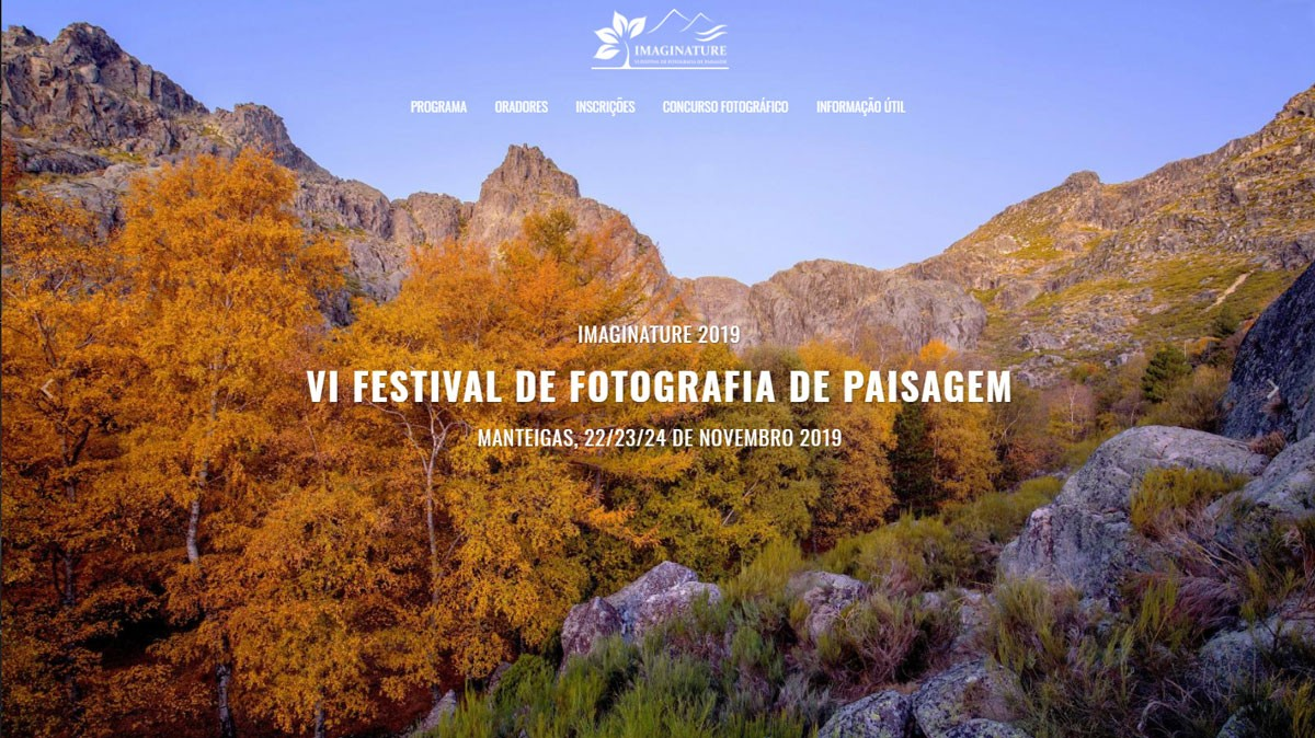 Photo of IMAGINATURE 2019 – VI Landscape Photography Festival