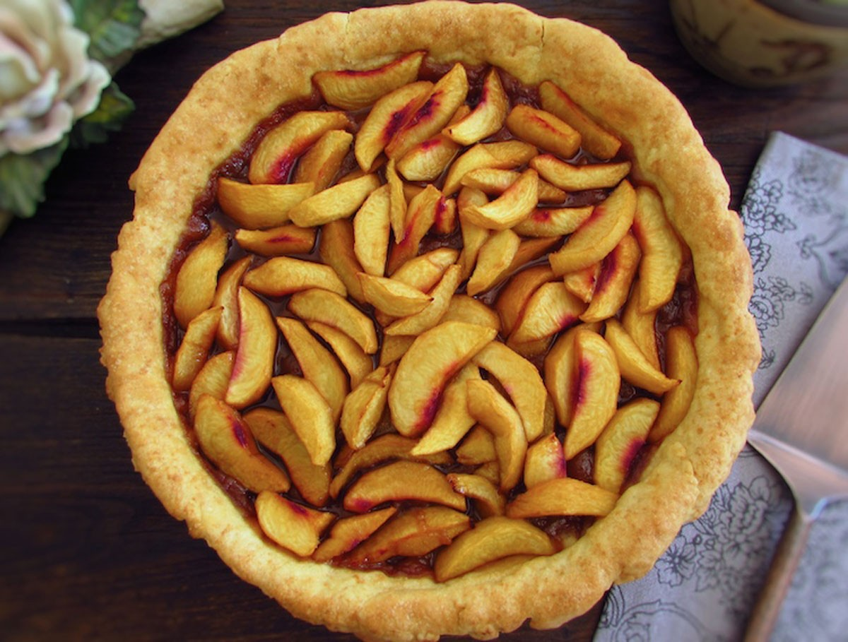 Photo of Recipes | Peach pie