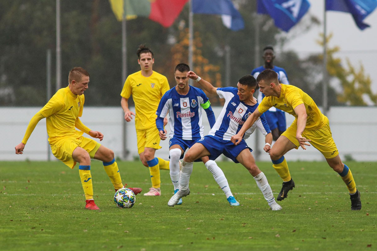 Photo of Youth League: FC Porto ties and leave everything in the open