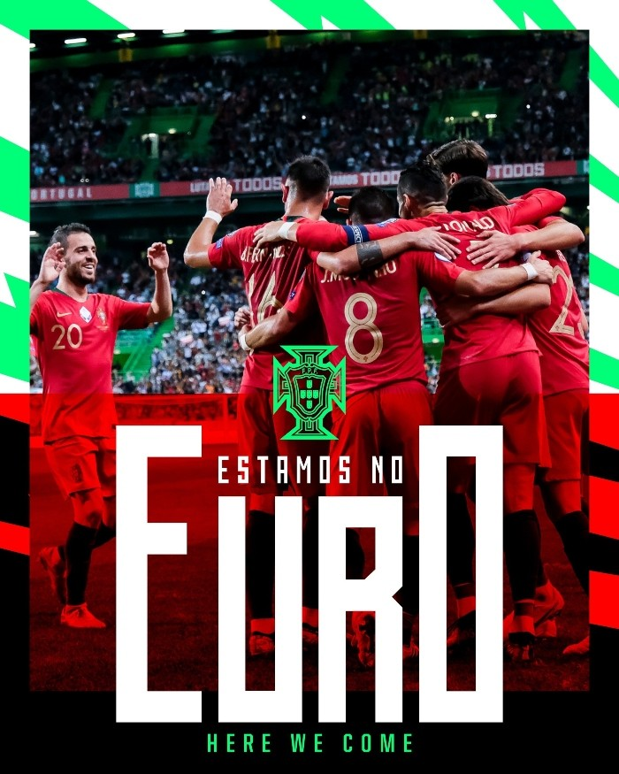 Portugal World Cup Squad 2020.Portugal Wins And Will Be In The Euro 2020 Portugalinews