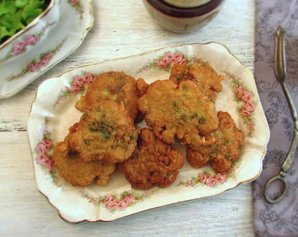 Photo of Recipes | Shrimp pataniscas