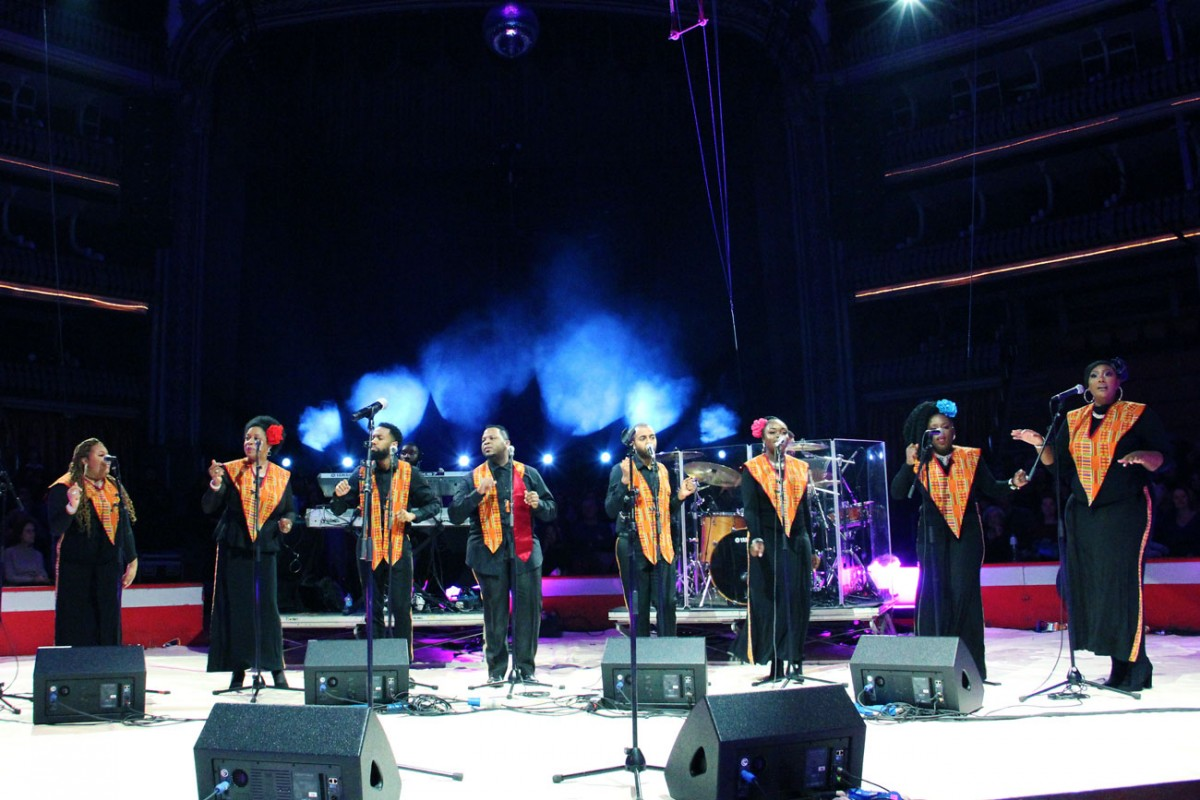Photo of Harlem Gospel Choir