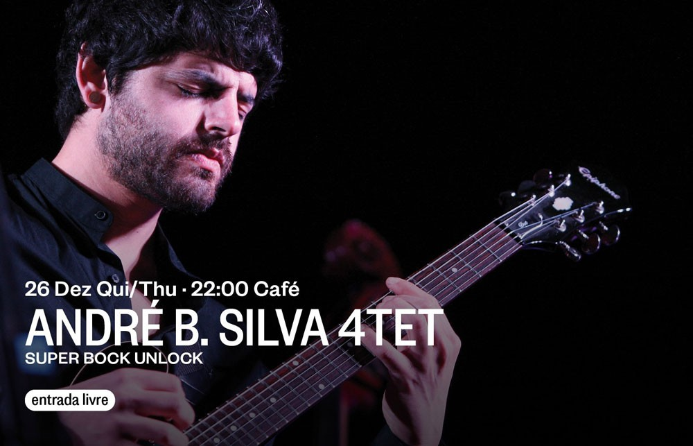 Photo of André B. Silva 4tet | Porto