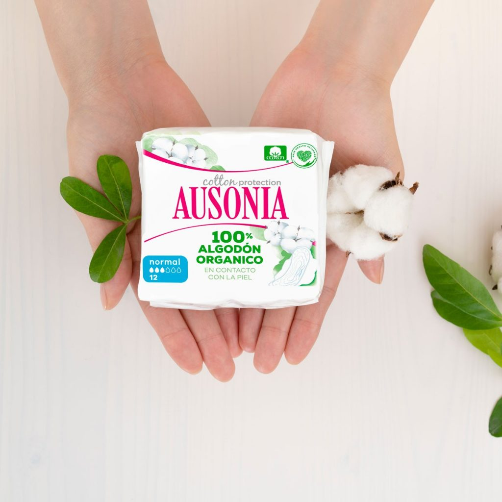 Photo of Ausonia and Tampax Launch New Cotton Protection Range 100% Organic Cotton