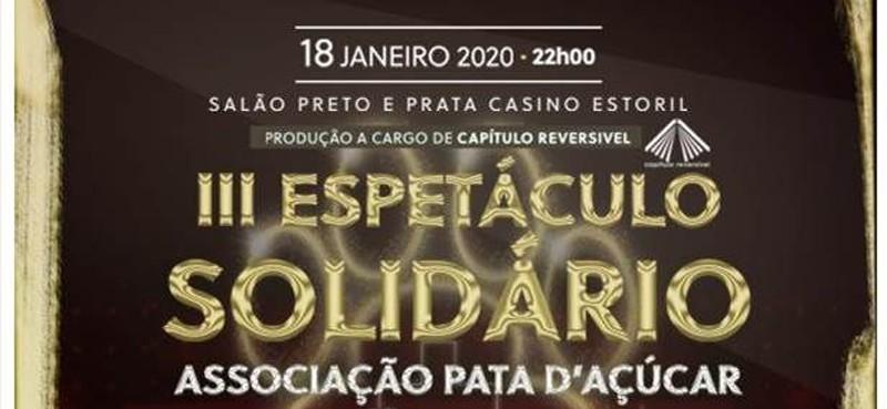 Photo of III solidarity show Pata d´Açucar Association at the Estoril Casino