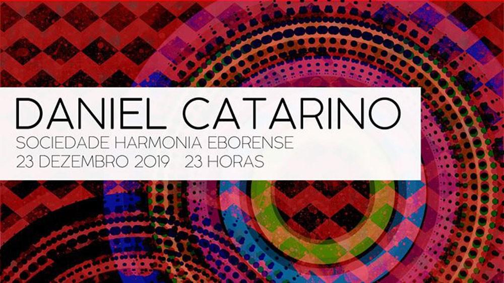 Photo of Daniel Catarino – Christmas night at SHE, Évora