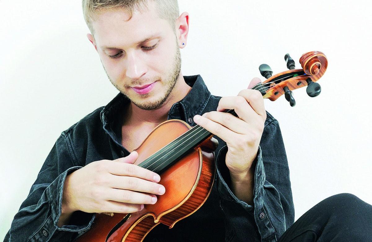 Photo of Violinist Federico Mecozzi debuts in Portugal