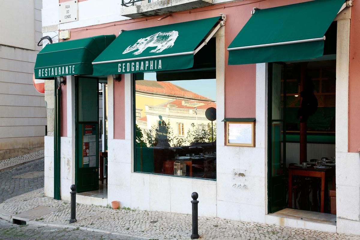 Photo of Geographia Restaurant Christmas Menu