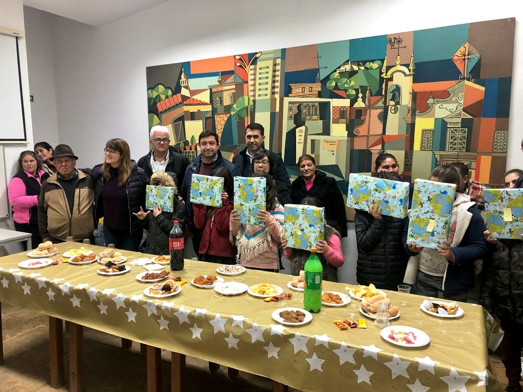 Photo of Solidary basket warms homes of São Bráz and Alportel this Christmas